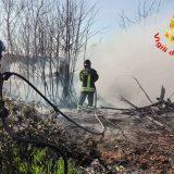 Incendio ad Orvieto, esplode bombola gpl
