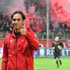 Pescara-Perugia 1-1 Primo pari del 2019