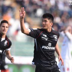 Padova-Perugia 0-1 Grifo forza quattro