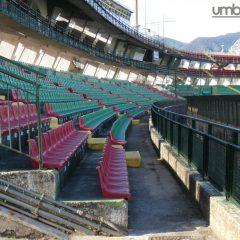 Stadio Ternana: «Ecco l'intervento migliore»
