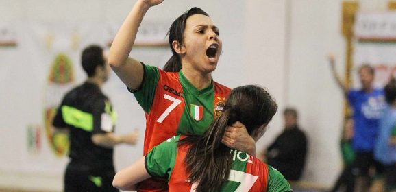 Futsal, poker Ternana al Bisceglie