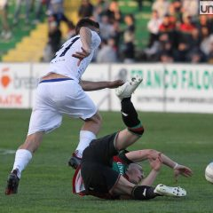 Ternana-Imolese 0-3: umiliazione totale