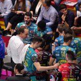 Sir, sconfitta indolore: nei playoff con Monza