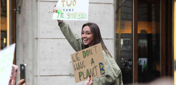 Terni, 'Global strike for future' – Fotogallery