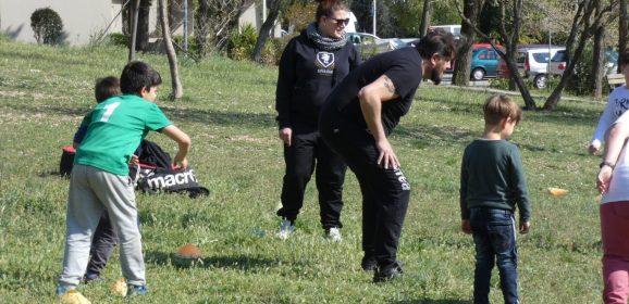 Terni, Campomaggiore: rugby e divertimento