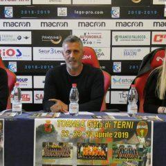 'Torneo città di Terni', in arrivo 250 giovani