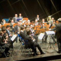 Sabato al 'Secci' Banda sinfonica dell'Umbria