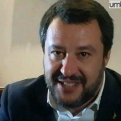 Malore Salvini, tour in Umbria confermato