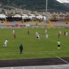 Serie C, per il Gubbio 2-2 con la Triestina