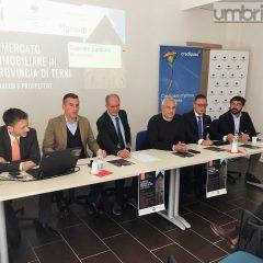 Mercato immobiliare a Terni: «Sta crescendo»