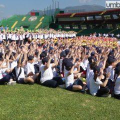Terni, 'Sport di classe': bambini in festa – Foto