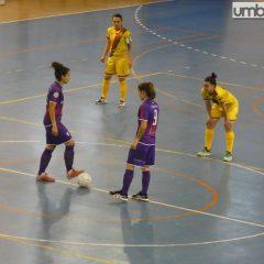 Futsal, 'garra' Ternana: 4-4 con la Florentia