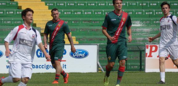 Ternana-Narnese 7-0, ultimi 'check'