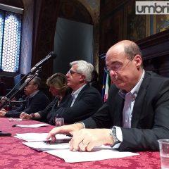 Zingaretti: «Catiuscia, hai sbagliato»