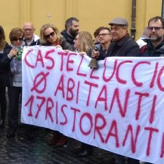 Protesta terremotati a Roma: «Siamo soli»
