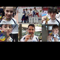 Terni, Karate Calzola campione del mondo