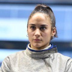 Terni, Lucia Lucarini: Distintivo dello sport per l'Universiade 2019