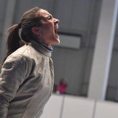 Terni, Lucarini vice campionessa d'Europa