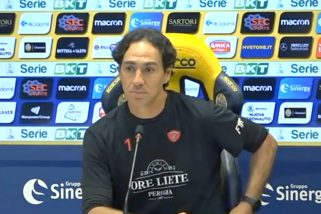 Verona-Perugia 4-1 Nesta in conferenza