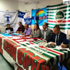 Sanitopoli, sindacati: «Terni rischio paralisi»