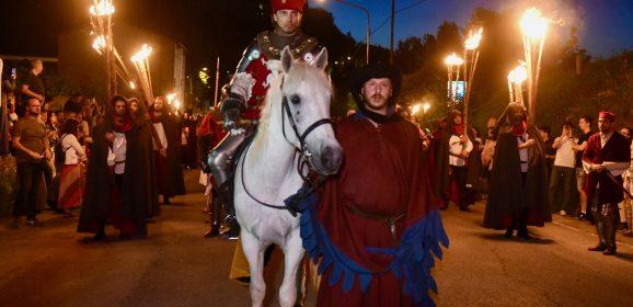 Perugia 1416, trionfa Porta Santa Susanna