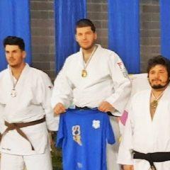 Terni, judo: Pragliola vince e 'vola' in Spagna
