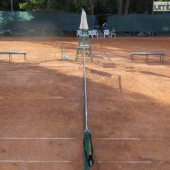 Terni, grande tennis con il Mef challenger
