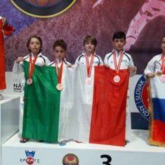 Terni, karate Calzola: 5 medaglie mondiali