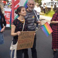 Perugia Pride 2019, corteo per i diritti – Foto