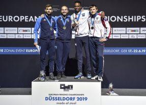Fenomeno Foconi: campione d'Europa