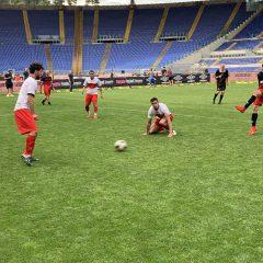 Calcio a 7 amatoriale, Terni 2° in Italia