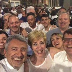 Francesca Mele è il sindaco di Marsciano