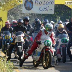 Cesi, motoveicoli d'epoca: rievocazione storica – Le foto
