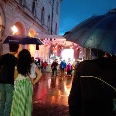 Esordio bagnato per Umbria Jazz 2019