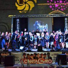 Umbria, il 31 luglio riparte il Cantagiro