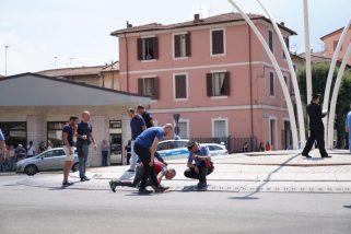 Colluttazione a Terni, partono degli spari