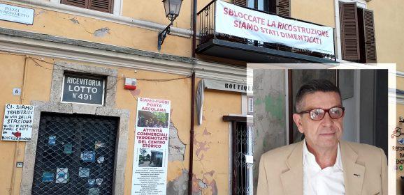 «Ritardi e iter assurdi per la ricostruzione»