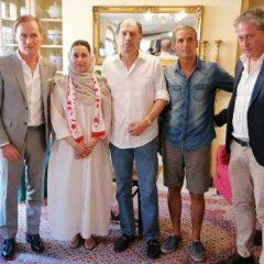 Nuova presidente: lo Spoleto parla arabo