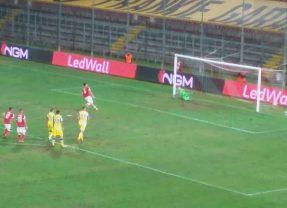 Perugia-Chievo 2-1, nel segno di Iemmello