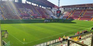 Gubbio ko all'esordio: Triestina vince 2-1