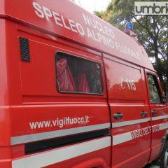 Perugia, ritrovato il 55enne di cui si erano perse le tracce