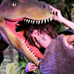 'Dinosaur Show', preistoria da ridere