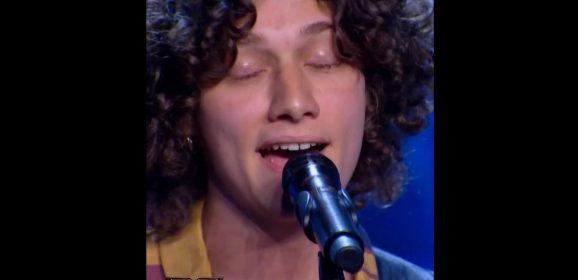Terni, Lorenzo Rinaldi ai 'live' di X Factor
