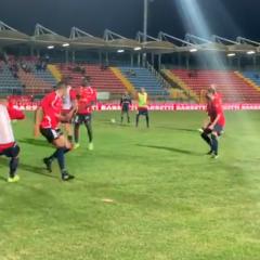 Gubbio ancora senza vittoria: 1-1 col Fano