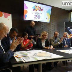 European city of sport 2021, Terni verso il 'sì'