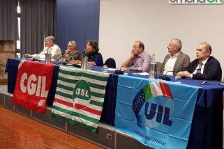 Terni, i sindacati: «Sviluppo e ambiente»