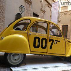 Terni, auto d'epoca in mostra nel weekend
