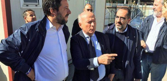 Salvini a Terni, Melasecche il 'grande assente': «Sì ma giustificato»