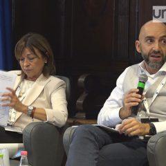 Bianconi-Tesei, faccia a faccia sull'Umbria