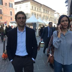 Perugia, dimissioni del 'delegato' alle strade: «Non c'era collaborazione»